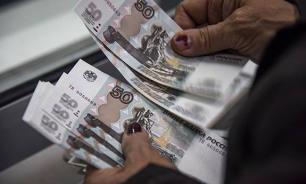 Российские компании массово замораживают зарплаты