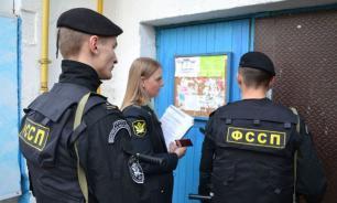 Судебным приставам могут разрешить взламывать двери в рамках проверок