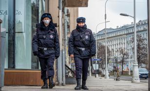 Московская полиция проверяет сообщение о выстрелах на Зоологической