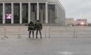 Очередная воскресная акция протеста прошла в Минске