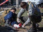 Западные зверства в Восточной Украине