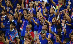 Японские и сенегальские болельщики убрали за собой на стадионах