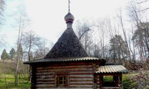 В Москве неизвестный поджег храм иконы Божией Матери