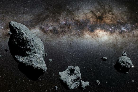 Рогозин отметил роль борьбы с астероидами в международных отношениях