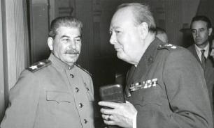 Нарышкин: Черчилль предлагал Сталину разделить Европу
