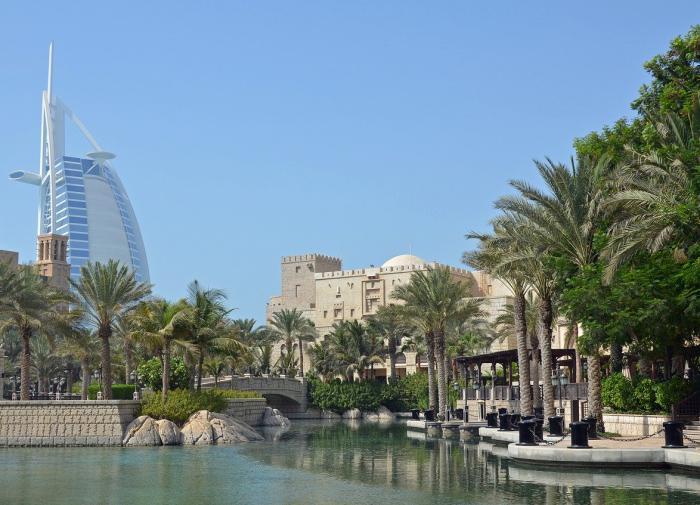 Дубай готов принимать российских туристов
