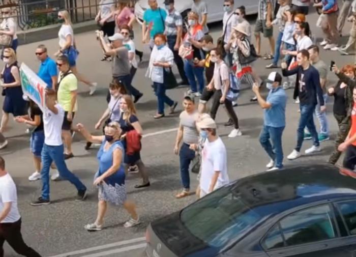 Житель Хабаровска: люди хотят, чтобы их услышали
