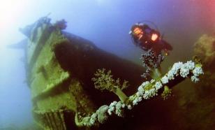 В Колумбии нашли затонувший корабль с сокровищами на миллиарды долларов