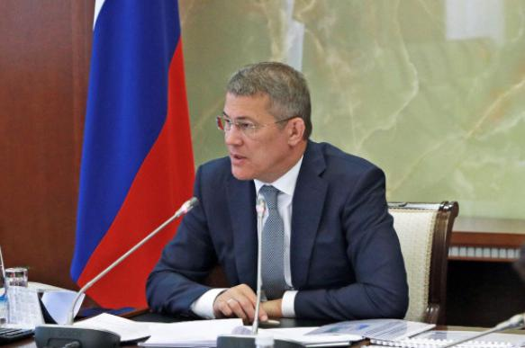 """""""ЕР"""" выделила врио главы Башкирии 50 млн рублей на выборы"""