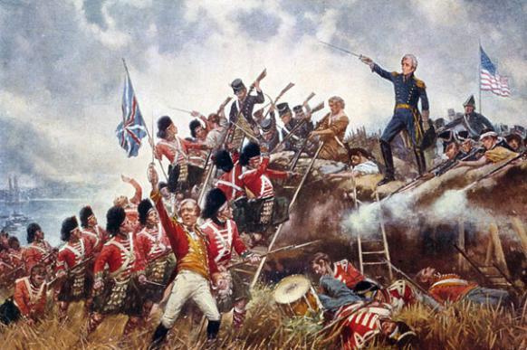 Англо-Американская война, или Вторая война за независимость