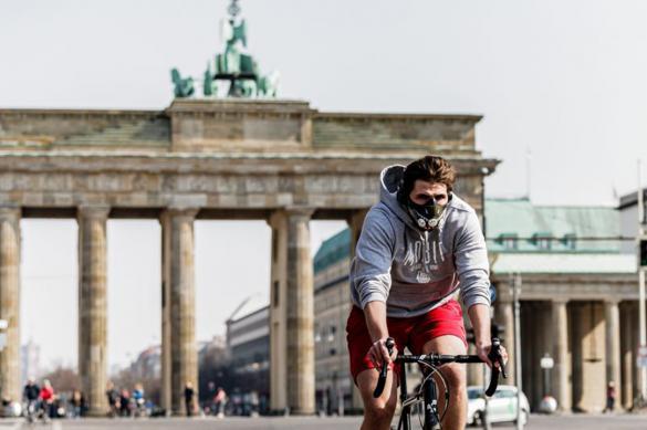 Германия: маски очень эффективны для защиты от COVID