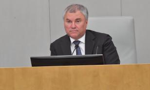 Депутатов Госдумы проверят на наличие двойного гражданства