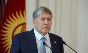 Атамбаев призвал президента Киргизии уйти в отставку