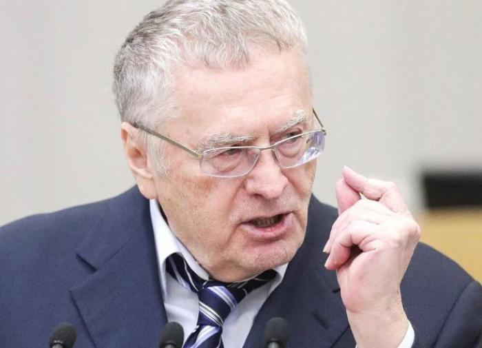 Жириновский потребовал передать деньги российских олигархов Центробанку