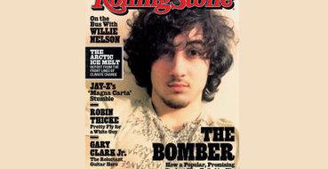 Джахар Царнаев появился на обложке журнала Rolling Stone