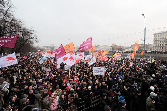 Мэрия Москвы: Отказ в проведении шествия 12 декабря останется неизменным