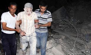 Из-за атаки коалиции США в Сирии погибли люди