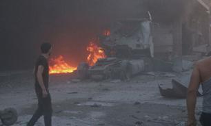 США нанесли сокрушительный авиаудар по Идлибу, не уведомив Россию