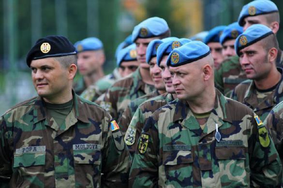 Молдавия поместила на карантин по коронавирусу свою армию