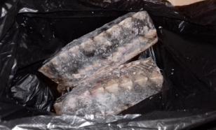 В Астрахани изъяли 36 тонн незаконных рыбы, краба и черной икры