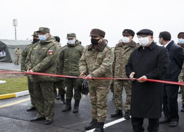 Российско-турецкий центр мониторинга мира заработал в Нагорном Карабахе