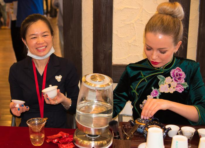 На курорте Роза Хутор проходит российско-китайский молодежный фестиваль