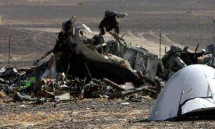 ЦРУ раскрыло данные о виновниках крушения лайнера A321 над Синаем