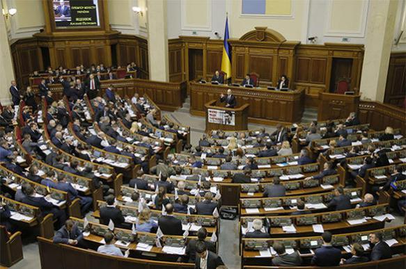 Украинская неделя: подайте раде наживы ради!