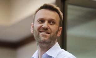"""Навальный веселится, называя Нарышкина """"просто олухом"""""""