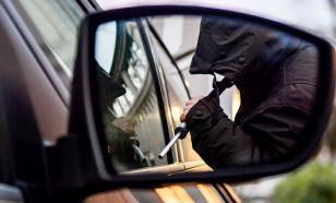 В Москве угнали машину почти за 7 «лимонов»