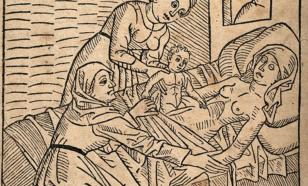 Мельница мифов: Цезарь и кесарево сечение