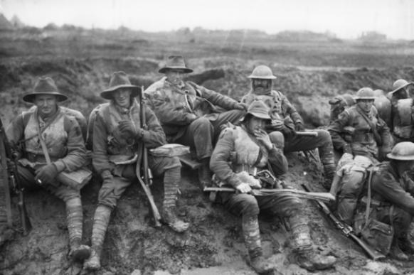 6 фактов, которые доказывают, что Канада оказала влияние на ход Первой мировой войны