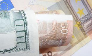 Курс евро увеличился почти на 1,2 рубля