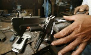 В Калининграде у черного копателя изъяли арсенал оружия