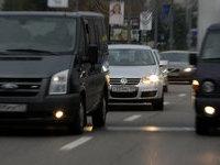 Водитель Шойгу угрожал неуступчивому автомобилисту (+видео).