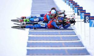 Россия заняла 4-е место на смешанной эстафете первого этапа Кубка мира