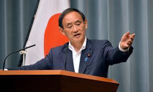 Ёсихидэ Суга заявил о своём намерении участвовать в выборах