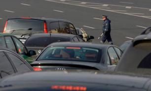 """В Москве задержали лихачей на Gelandewagen, устроивших стрельбу во время """"гонки"""" по городу"""