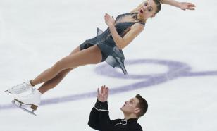 Появилось видео рекордного проката Бойковой и Козловского на ЧЕ