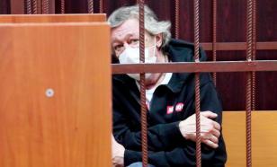 Полицейский проверил, как Михаил Ефремов соблюдает домашний арест