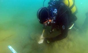 В Азовском море нашли затонувший военный парусник XIX века