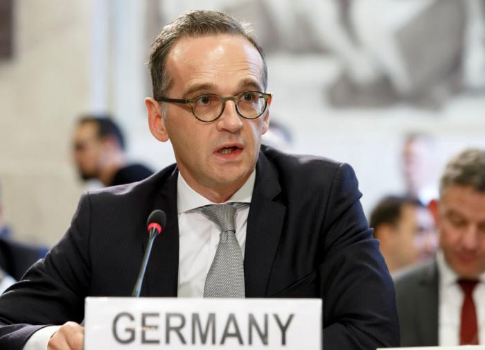 """Глава МИД Германии уточнил, какой """"перезагрузки"""" не хочет Запад"""