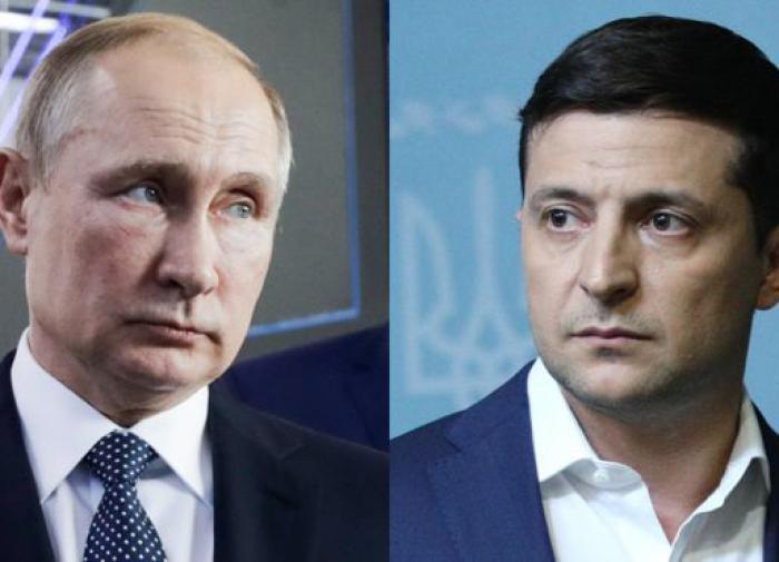 """""""Ну подумаем"""": Зеленский пообещал ответить на статью Путина об Украине"""