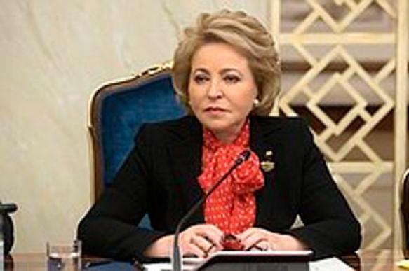 Большинство россиян не понимают, что из себя представляют нацпроекты - Матвиенко