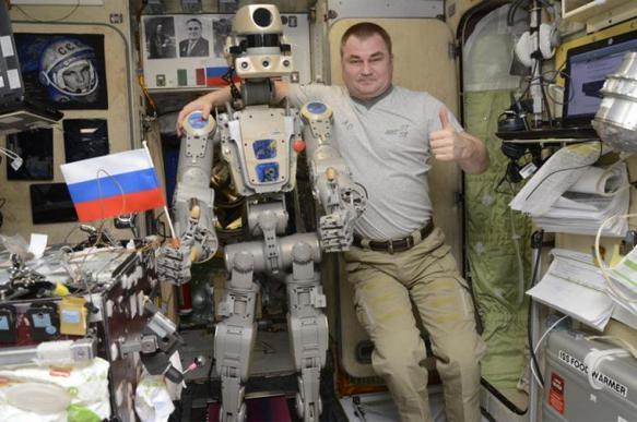 """Создатель """"Федора"""" опроверг слухи о трудностях с роботом на МКС"""
