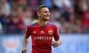 Чалов признан лучшим молодым футболистом России