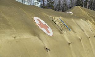 Почти три десятка пациентов выписаны из полевого госпиталя в Бергамо