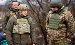 """Зеленский пообещал согласовать """"пасхальное"""" перемирие с ЛДНР"""