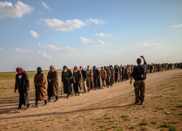 Талибы* продолжают полную ликвидацию боевиков ИГ*
