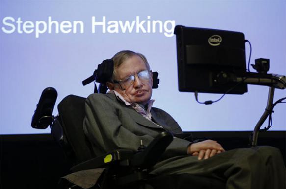 Стивен Хокинг полетит в космос на инвалидной коляске